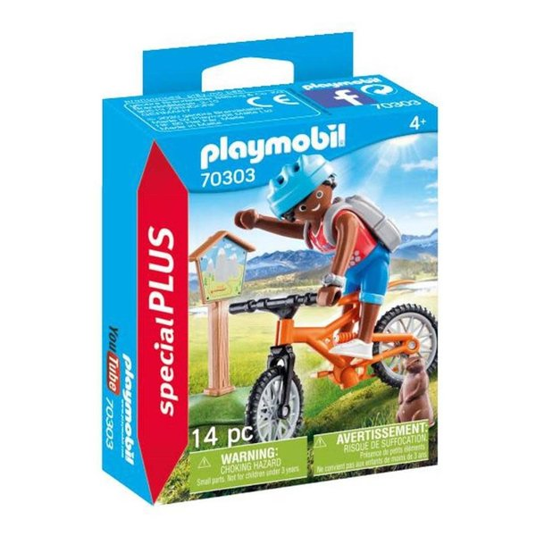 Playmobil 70303 - Mountainbiker