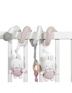 Boxspiraal Nijntje Pink Baby Rib