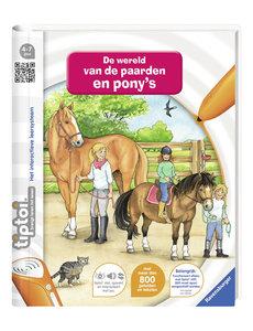 Ravensburger Wereld van de paarden en pony's
