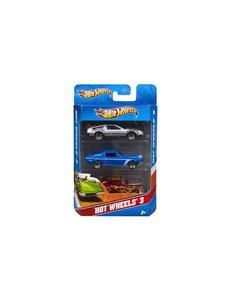 Hot Wheels Hotwheels 3 car pack