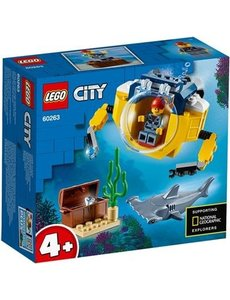 LEGO 60263 - Oceaan Mini-duikboot