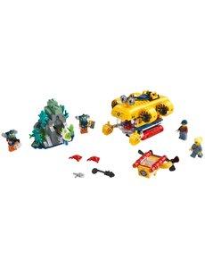 LEGO 60264 - Oceaan Verkenningsduikboot