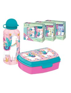 Lunchbox set Alpaca