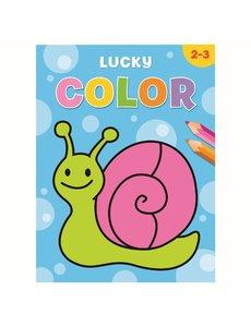 Mijn eerste kleurboek Color 2-4 jaar
