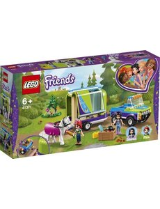 LEGO 41371 - Mia's paardentrailer