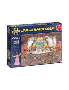 Jumbo/Jan van Haasteren Eurosong Contest - 1000 st.