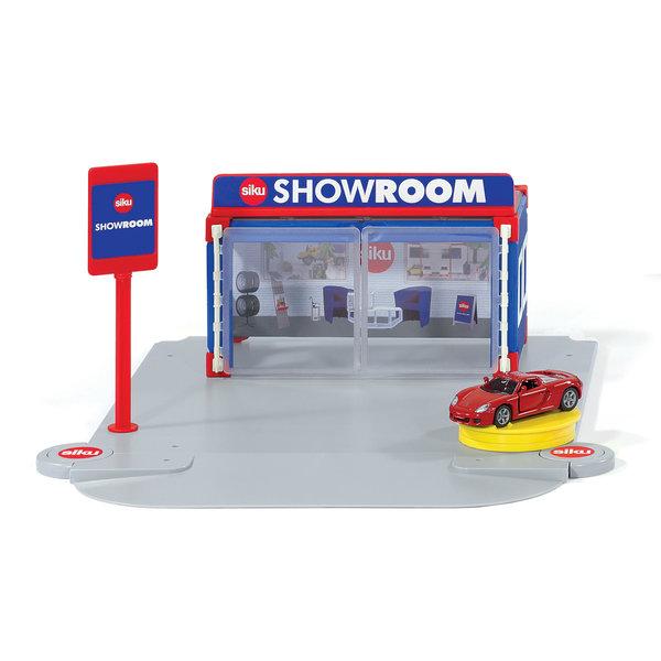Siku 5504 - Auto showroom