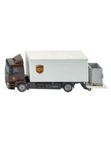Siku 1997 - MAN Truck UPS bakwagen met lift