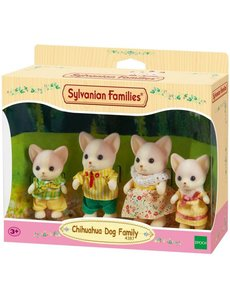 Sylvanian Families Familie Chihuahua