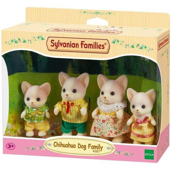 Familie Chihuahua