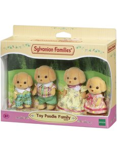 Sylvanian Families Familie Poedel