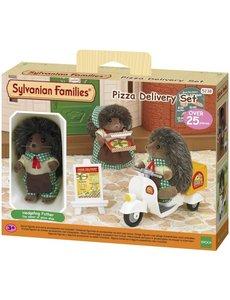 Sylvanian Families 5238 - Pizzabezorgset