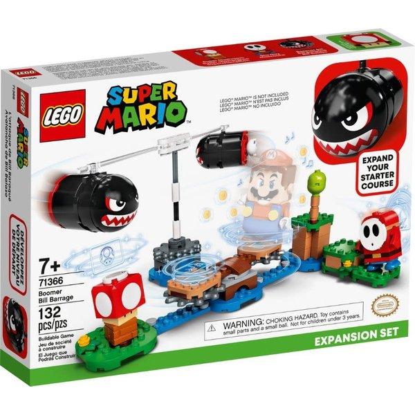 LEGO 71366 - Boomer Bill-spervuur