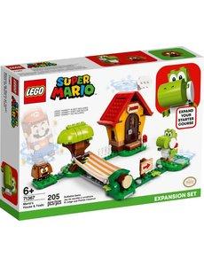 LEGO 71367 - Mario's huis & Yoshi