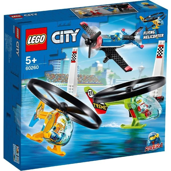 LEGO 60260 - Luchtrace