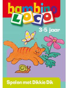 Zwijsen Loco Bambino Spelen met Dikkie Dik (3-5 jaar)