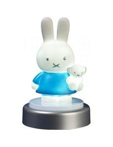 Nijntje/ miffy Nijntje nachtlampje - blauw