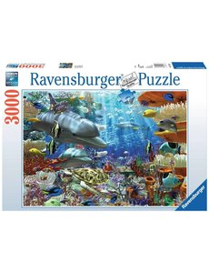 Ravensburger Leven onder water, 3000 stukjes