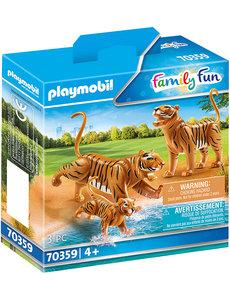 Playmobil 70359 - Tijgers met baby