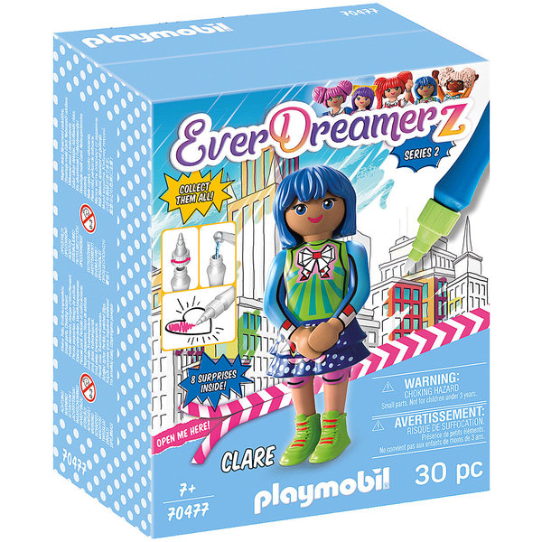 Playmobil 70477 - Clare