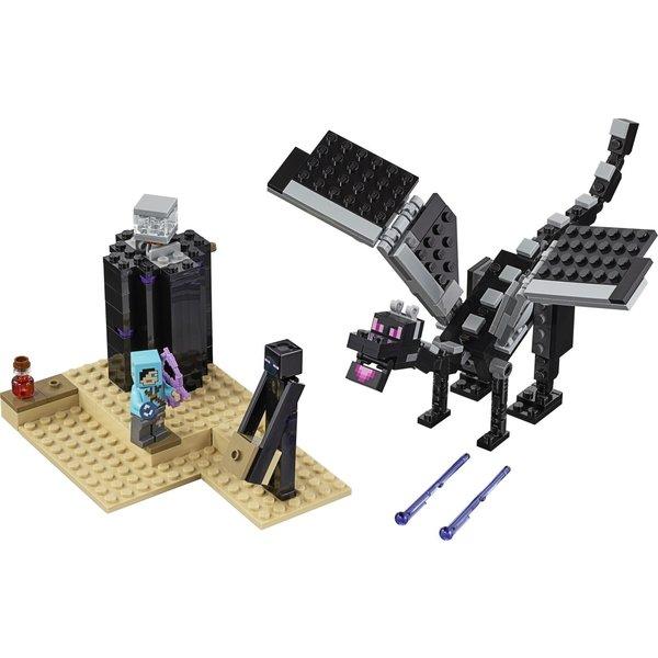 LEGO 21151 - Het laatste gevecht