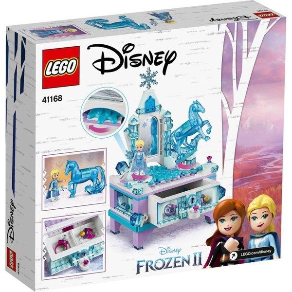 LEGO 41168 - Elsa's sieradendoos creatie