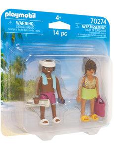 Playmobil 70274 - Vakantiegangers