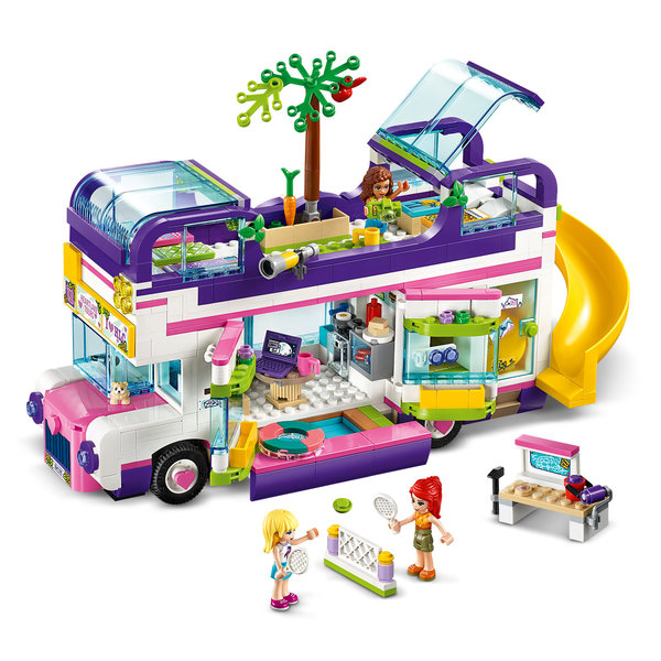 LEGO 41395 - Vriendschapsbus