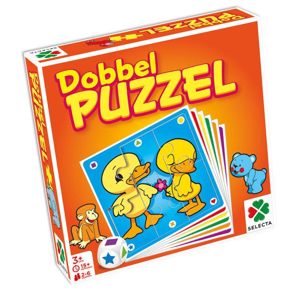 Tactic/Selecta Dobbel Puzzel