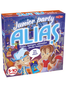 Tactic/Selecta Junior Party Alias
