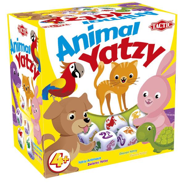 Selecta/Tactic Animal Yatzy