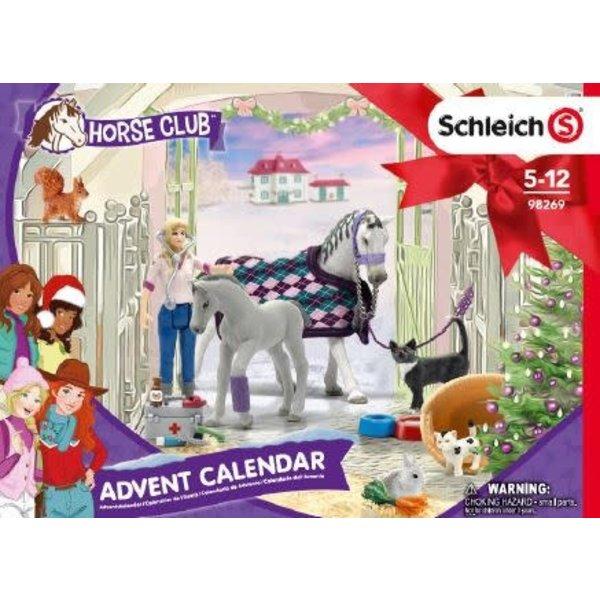 Schleich 98269 - Adventskalender Horse Club