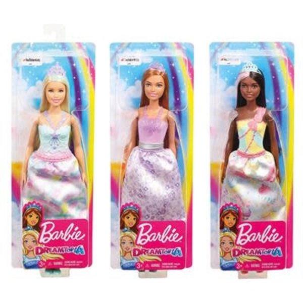 Barbie Barbie Dreamtopia Prinsessen assorti