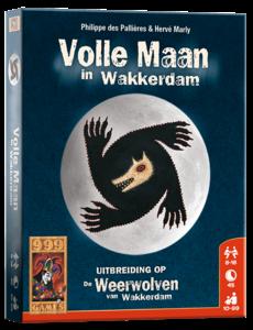999 Games Volle maan in wakkerdam, uitbreiding