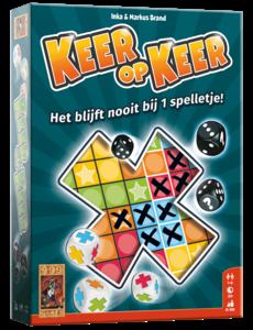 999 Games Keer op Keer, basisspel