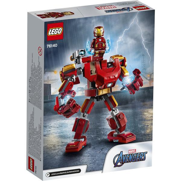 LEGO 76140 - Avengers Iron Man Mech