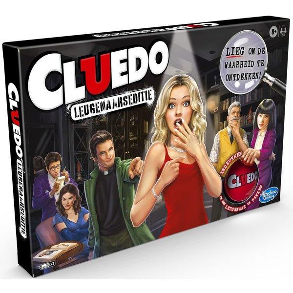 Hasbro Cluedo Leugenaarseditie
