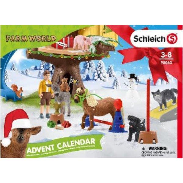 Schleich 98063 - Adventskalender Farm World