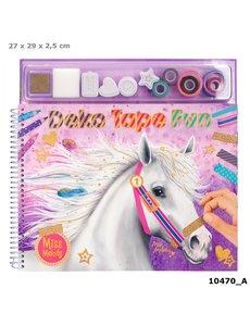 Depesche Miss Melody kleurboek met masking tape