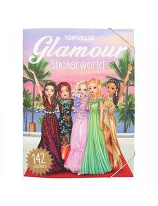 Depesche TopModel Glamour Stickerboek