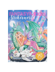 Depesche Fantasy Model stickerboek
