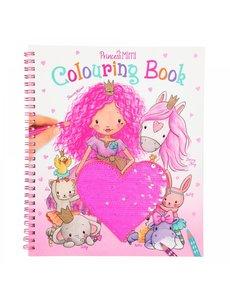 Depesche Prinses Mimi kleurboek met pailetten