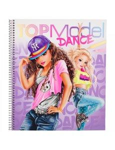 Depesche TopModel Dance kleurboek