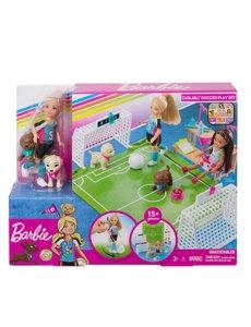 Barbie Avonturen speelset Voetbal