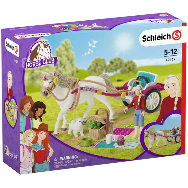 Schleich 42467 - Koets voor de grote paardenshow