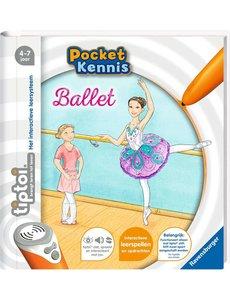 Ravensburger Tiptoi Pocketboek Ballet