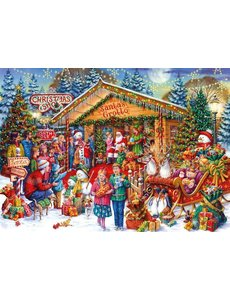 Gibsons This way to Santa