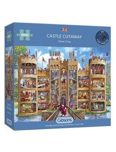 Gibsons Castle Cutaway