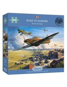Gibsons Road to Dunkirk