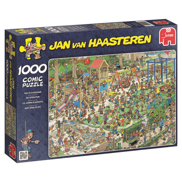 Jumbo De Speeltuin, 1000 st.
